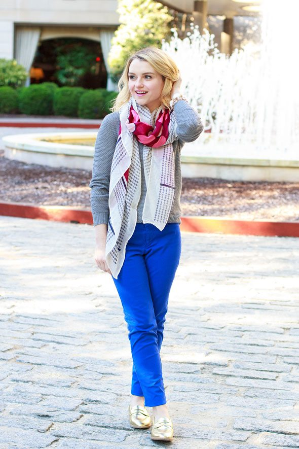 Poor Little It Girl - Old Navy Fall Fashion Giveaway!