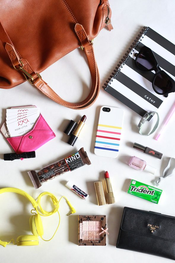 "Poor Little It Girl - ""In Her Bag"" for fall!"