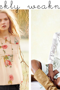 Poor Little It Girl - Anthropologie Blouse
