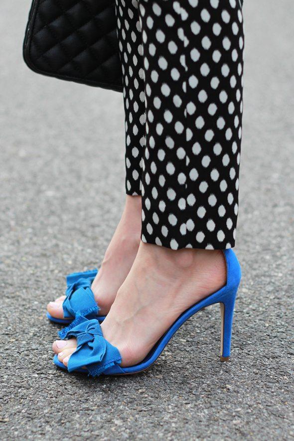 Poor Little It Girl - Blue Suede Shoes