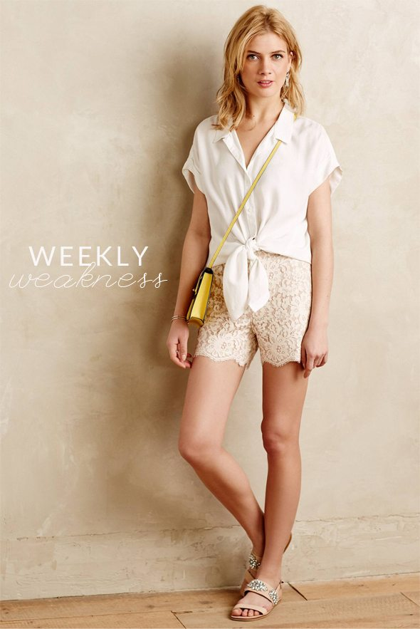 Poor Little It Girl - Weekly Weakness - Spring Outfit Inspiration