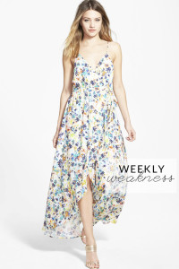 Poor Little It Girl - Nordstrom Maxi Dress