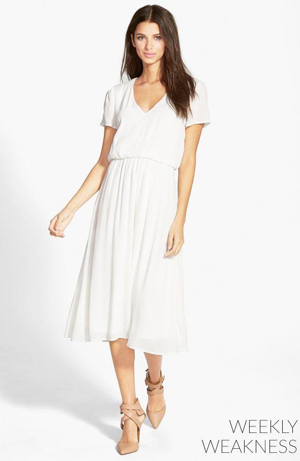 Weekly Weakness - Nordstrom Dresses via @poorlilitgirl