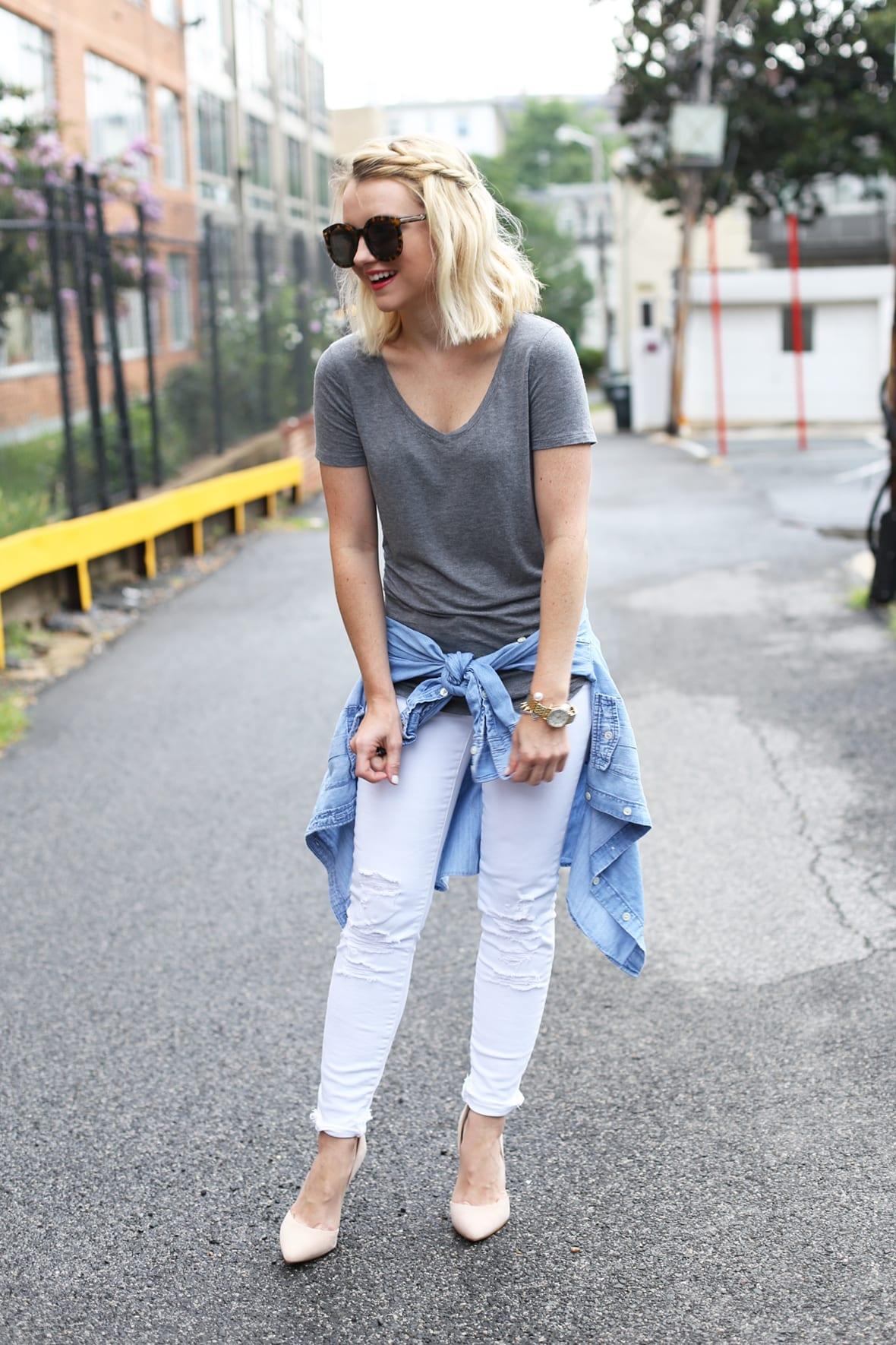 Poor Little It Girl - How To Wear Denim on Denim - @poorlilitgirl