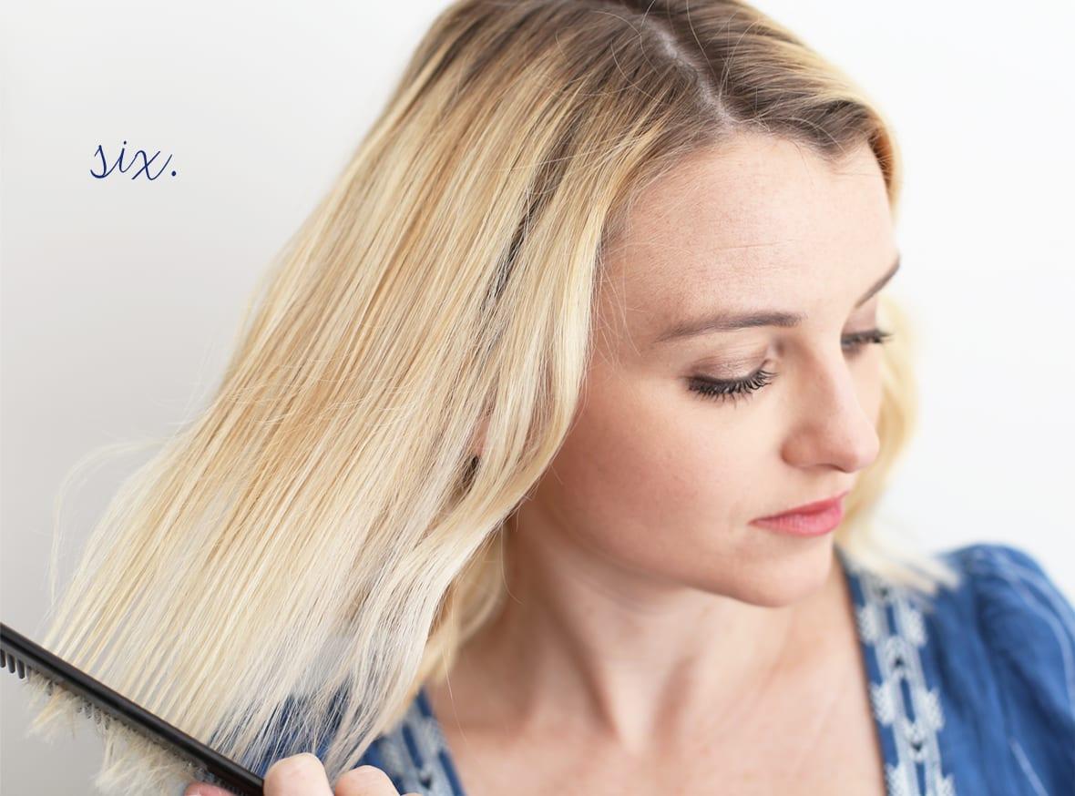 Poor Little It Girl - How To Make Loose Waves Hair Tutorial - @poorlilitgirl