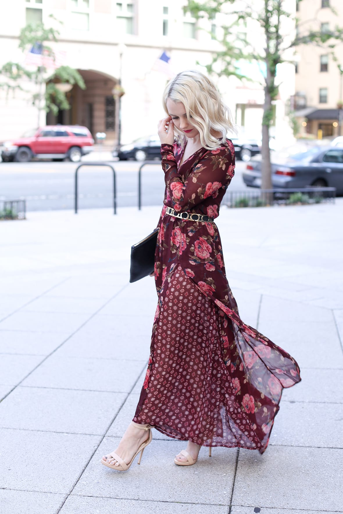 e9a0a320c6ad abercrombie red floral dress
