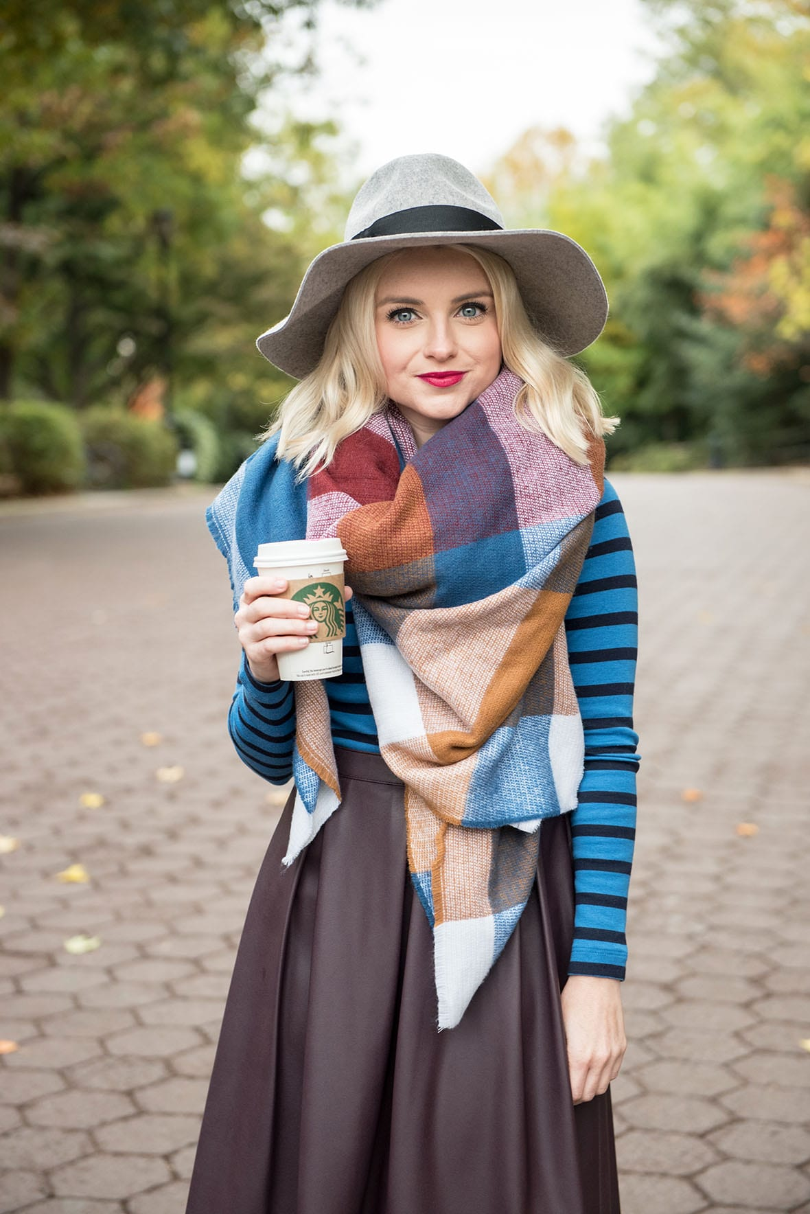 Poor Little It Girl - Mixing Prints For Fall - @poorlilitgirl
