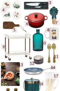 Holiday Gift Guide – In The Kitchen
