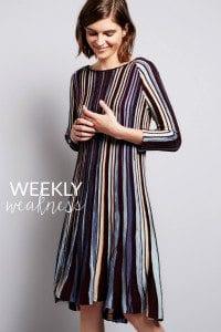 Weekly Weakness – Anthropologie Nora Swing Dress