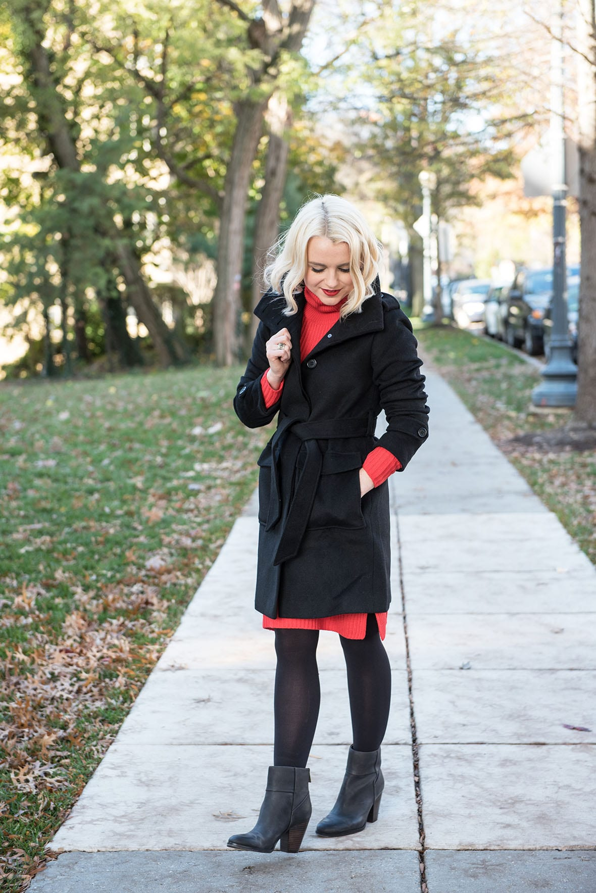 Poor Little It Girl - Getting Ready For The Holiday's With LOFT - @poorlilitgirl