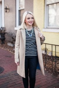 Poor Little It Girl - The Trench Coat - @poorlilitgirl