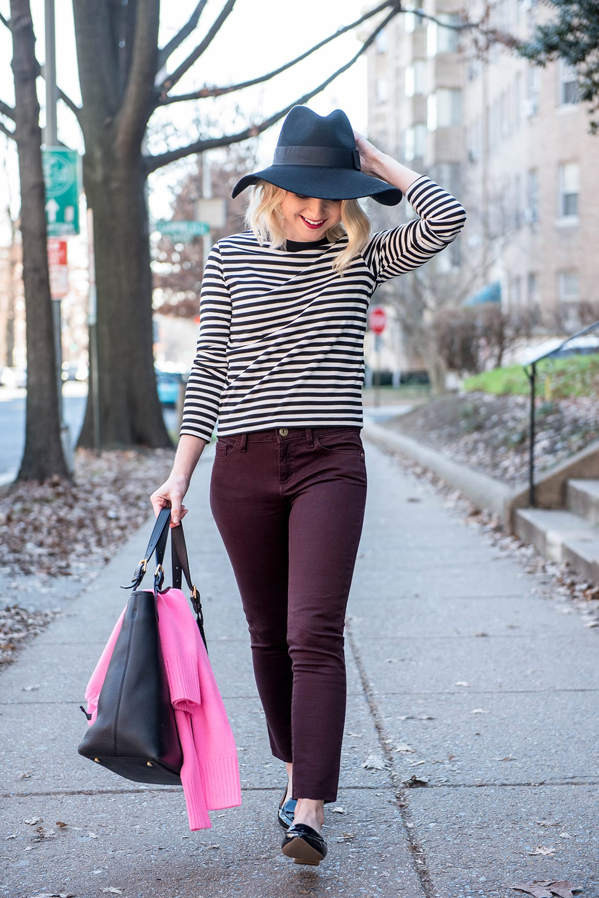 Poor Little It Girl - Stripes and Sweaters - @poorlilitgirl
