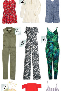 Poor Little It Girl - Springtime Jumpsuits and Rompers - @poorlilitgirl