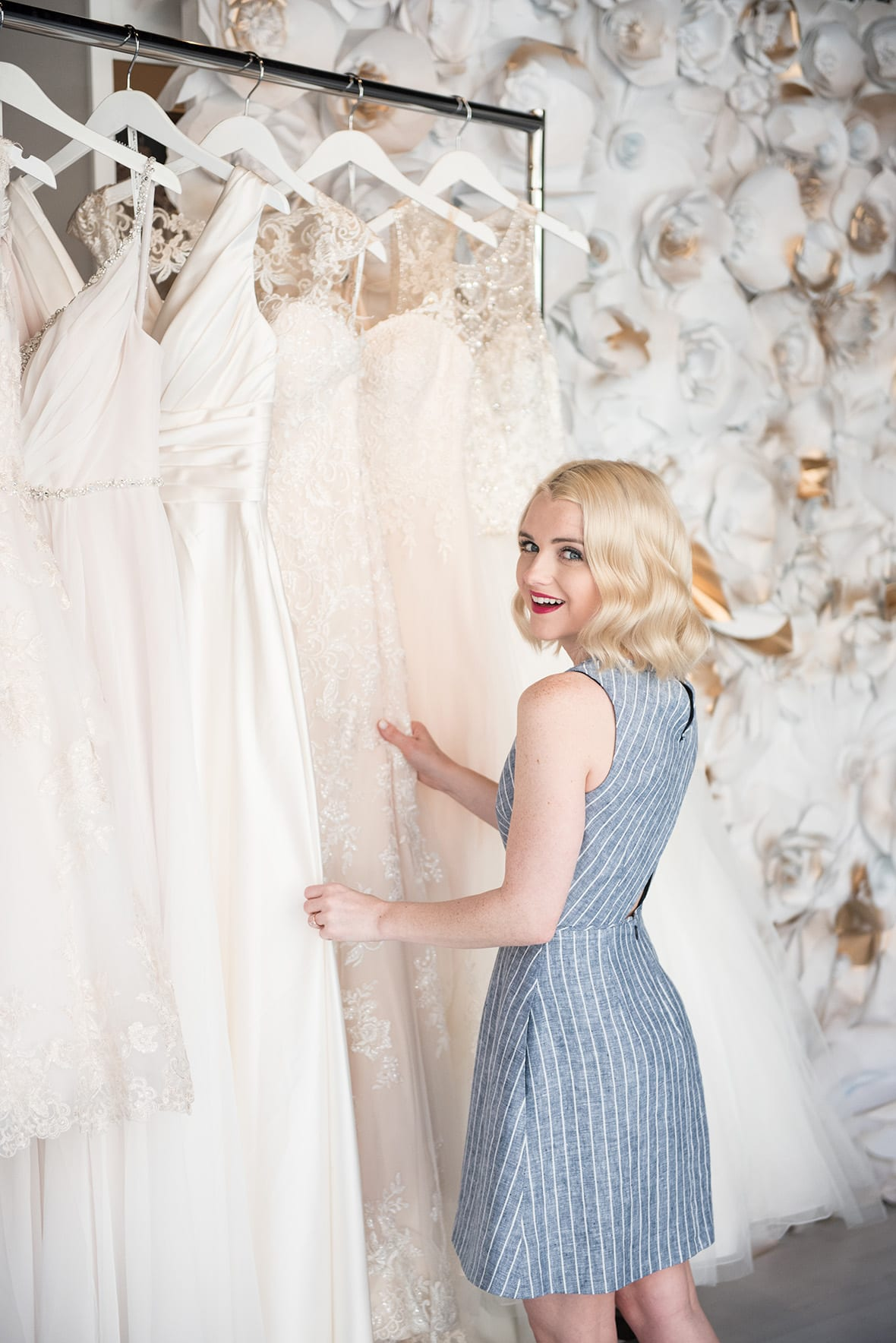 How To Find Your Perfect Wedding Dress