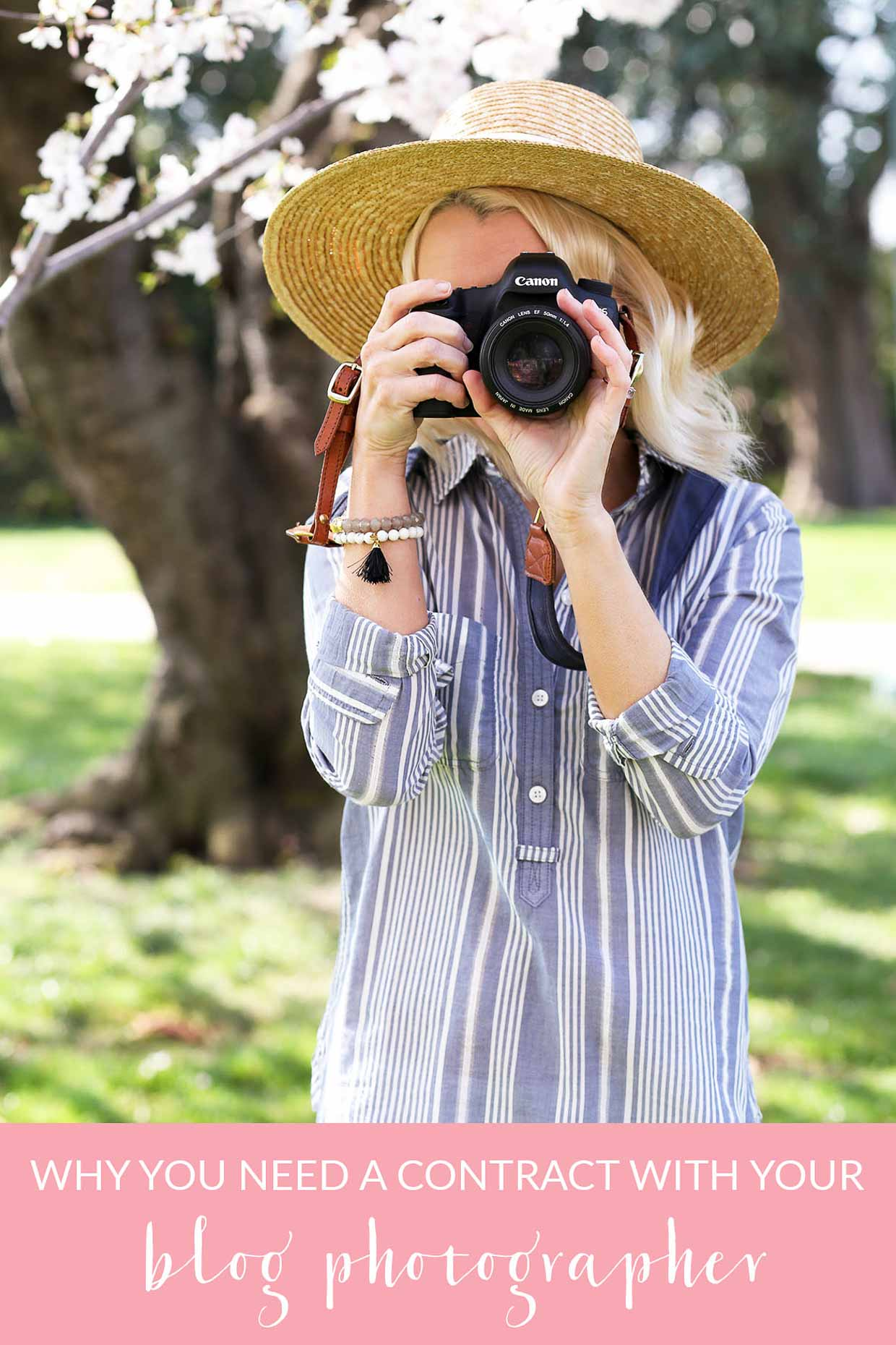Why You Need A Photographer Contract For Your Blog - Poor Little It Girl