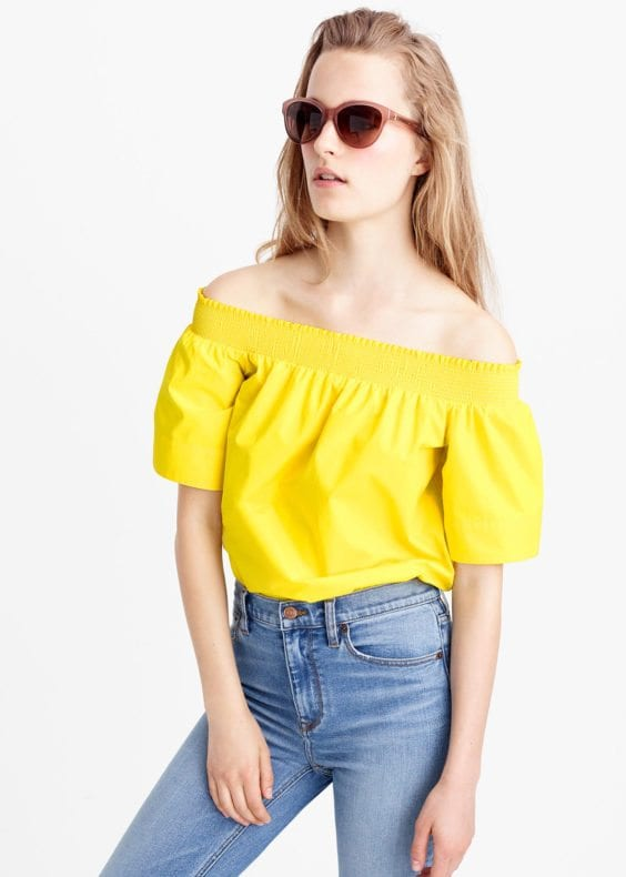 Poor Little It Girl - Springtime Essentials From J.Crew