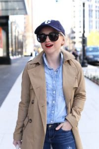 Poor Little It Girl - Denim on Denim for Spring - @poorlilitgirl