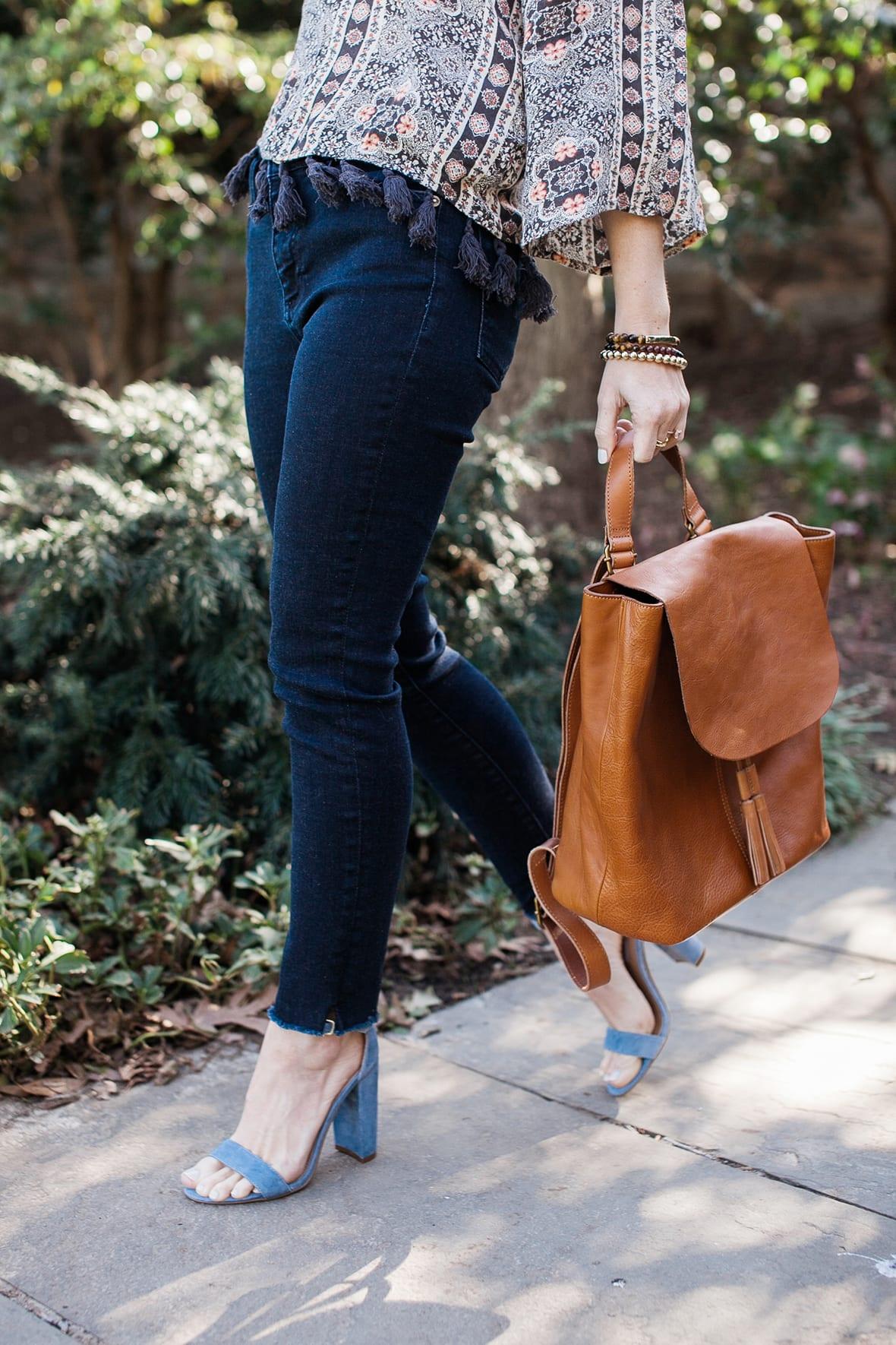 Poor Little It Girl - Blue Suede Shoes - @poorlilitgirl