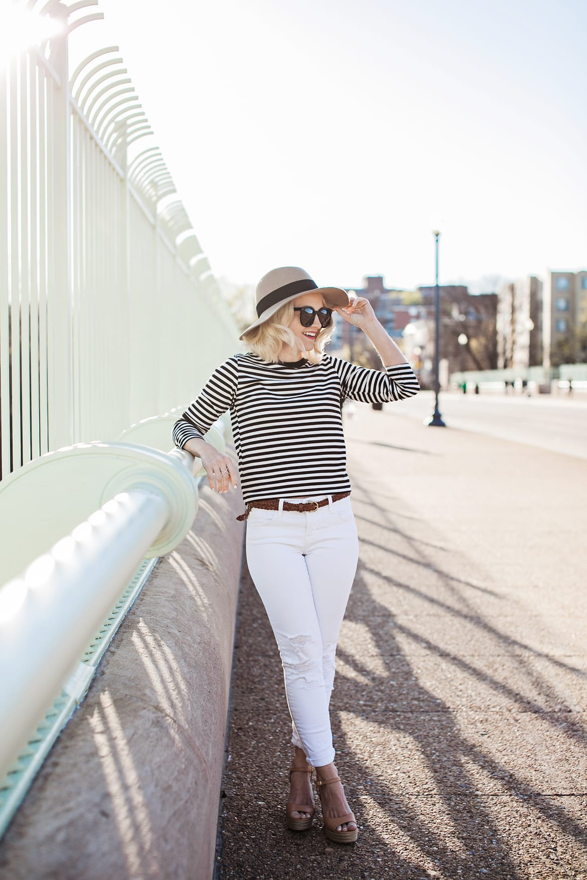 Poor Little It Girl - Stripes on Stripes - @poorlilitgirl
