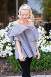 Poor Little It Girl - Off The Shoulder Top - @poorlilitgirl