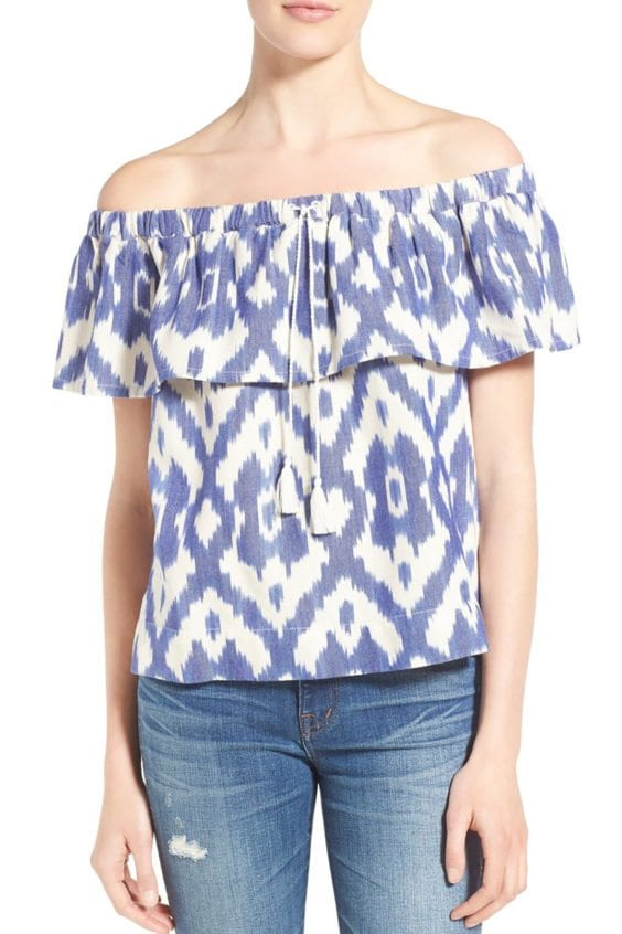 Poor Little It Girl - Top Tops from Nordstrom For Summer - @poorlilitgirl