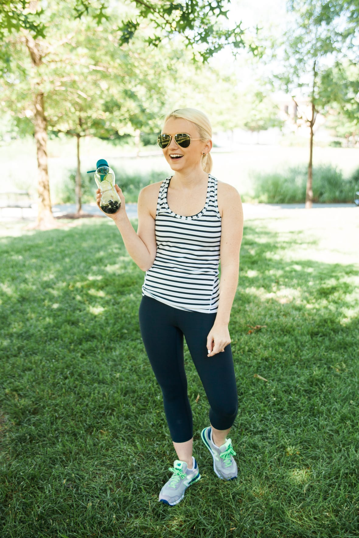Poor Little It Girl - Getting Active With Bobble Infuse - @poorlilitgirl