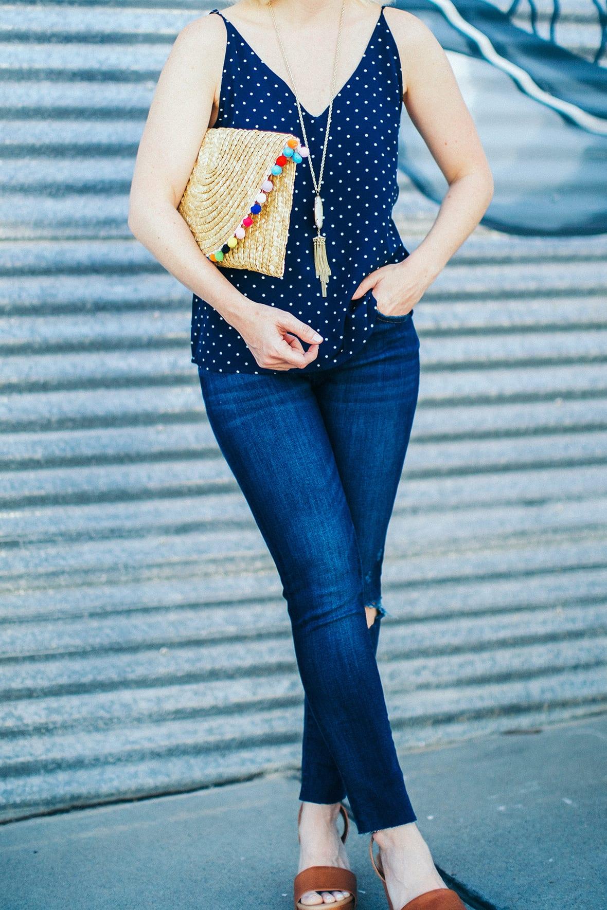 Poor Little It Girl - The Best Blue Jeans - @poorlilitgirl