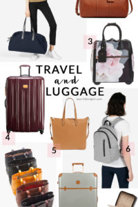 Luggage and Travel Bags - Poor Little It Girl
