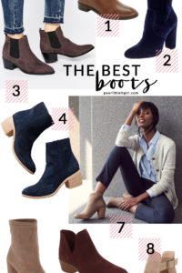 Best Boots For Fall - Poor Little It Girl