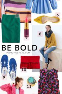 Bold Fashion - Poor Little It Girl