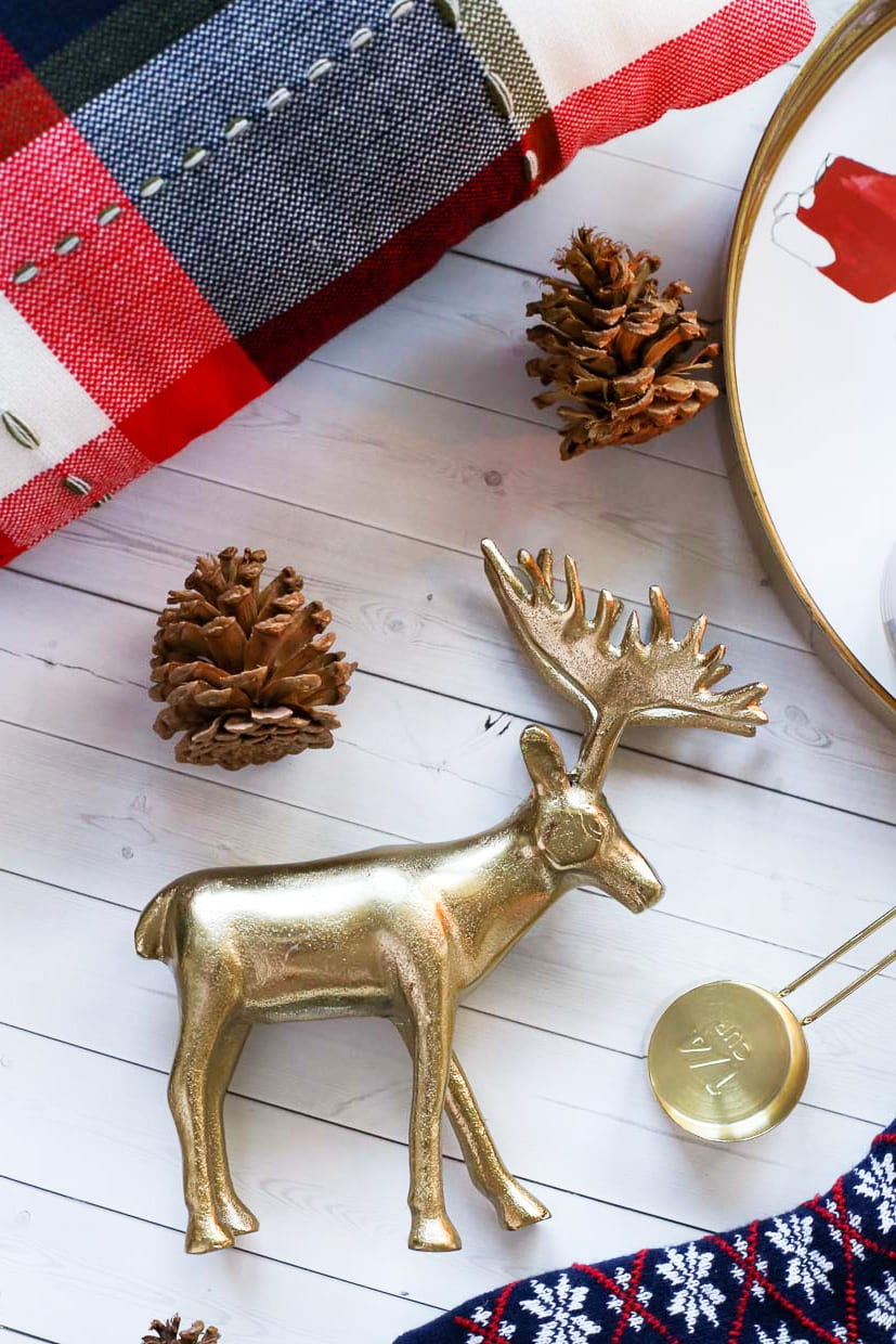 target christmas decor under 20 poor little it girl - Target Christmas Decorations 2016