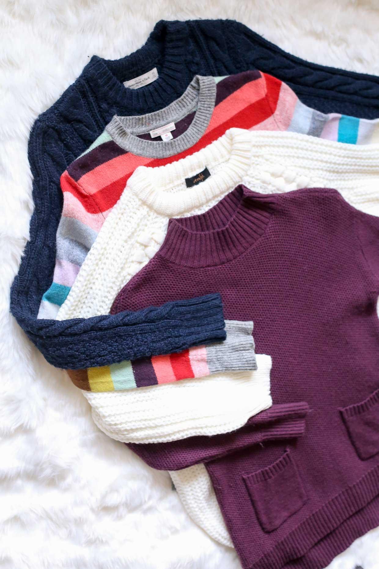 Sweater Weather Favorites - Poor Little It Girl