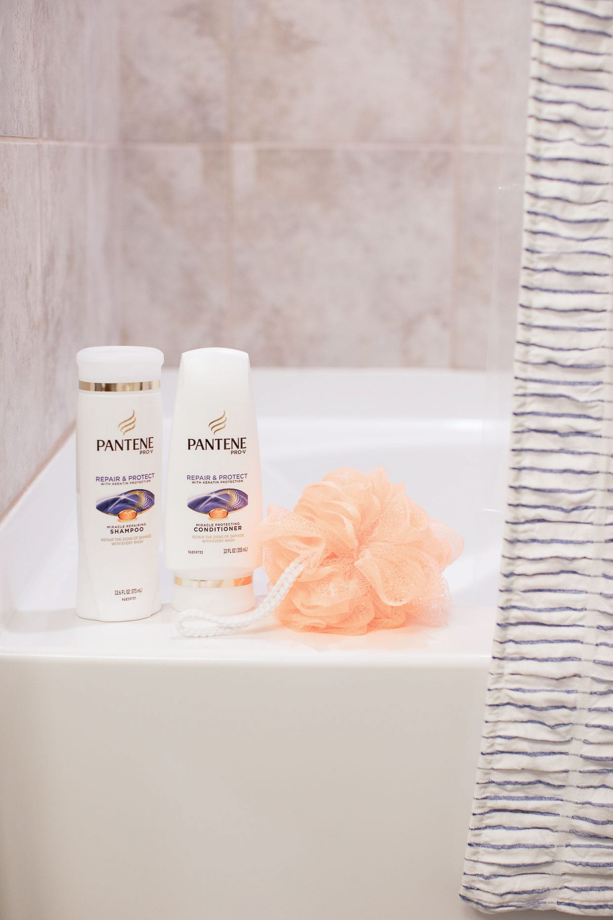 Pantene Pro-V Repair and Protect - Poor Little It Girl