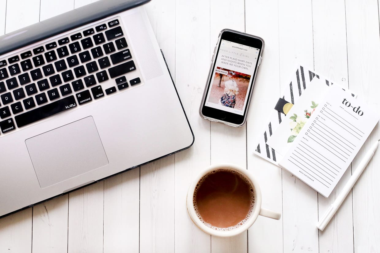 Top Five Blogging Rules and Etiquette Tips - Poor Little It Girl