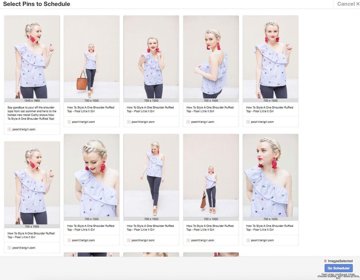 How I Grew 3000 Pinterest Followers In Less Than 2 Months - Poor Little It Girl