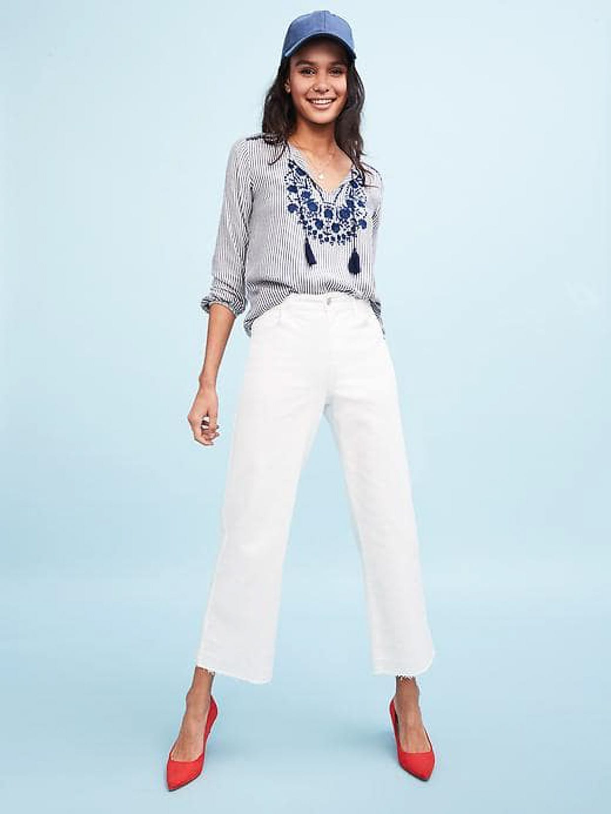 Old Navy Outfit Inspiration For Spring - Poor Little It Girl