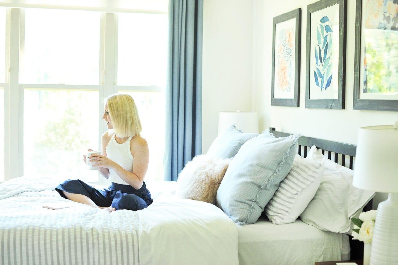 Sparrow & Wren Bedding - Bloomingdale's Home Decor - Poor Little It Girl