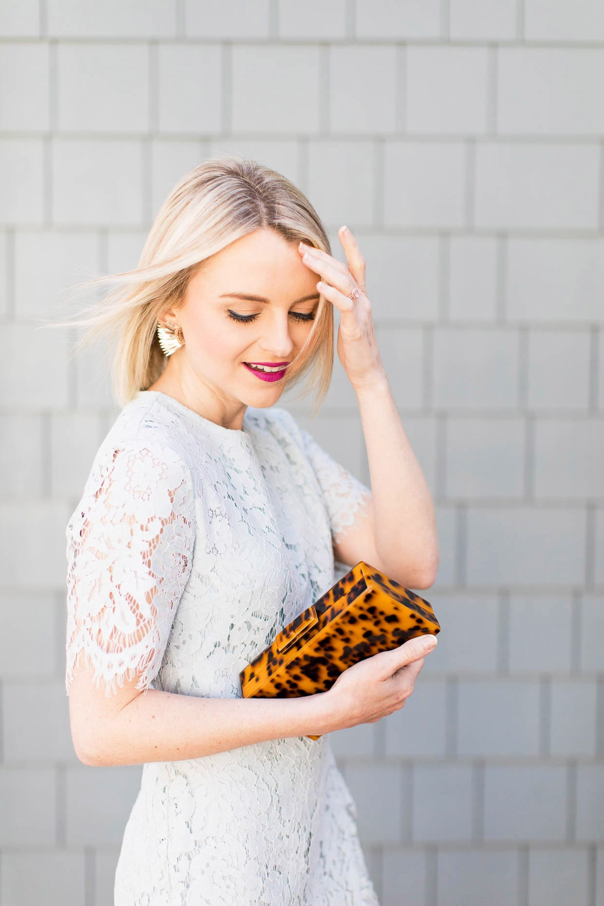 To Wear To A Spring Wedding - Poor Little It Girl