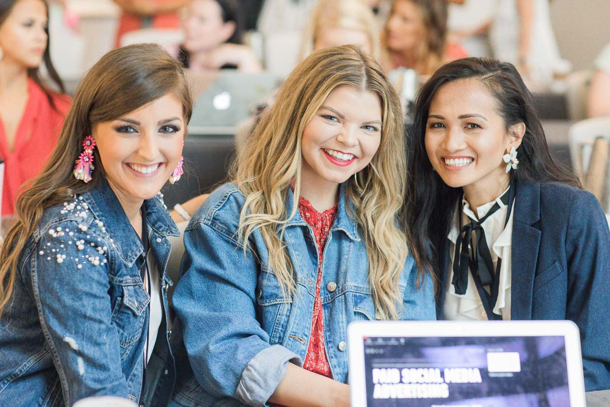 The 10 Reasons You Need To Attend The Blog Societies Conference - Poor Little It Girl