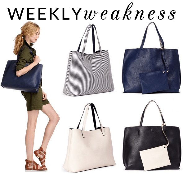 651874097a Weekly Weakness - Sole Society Reversible Tote - Poor Little It Girl