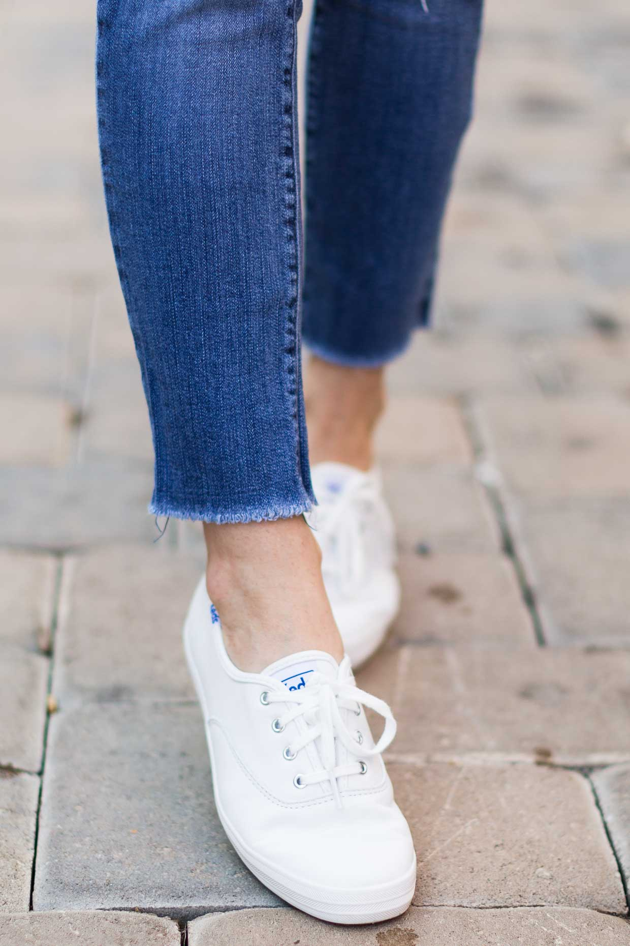 How To Style Keds - Keds Outfit Ideas