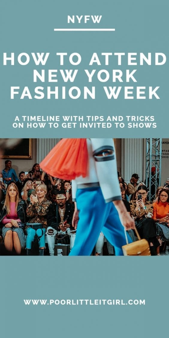 bd40c110111db8 How to Attend NYFW if you're a Blogger featured by top US petite fashion