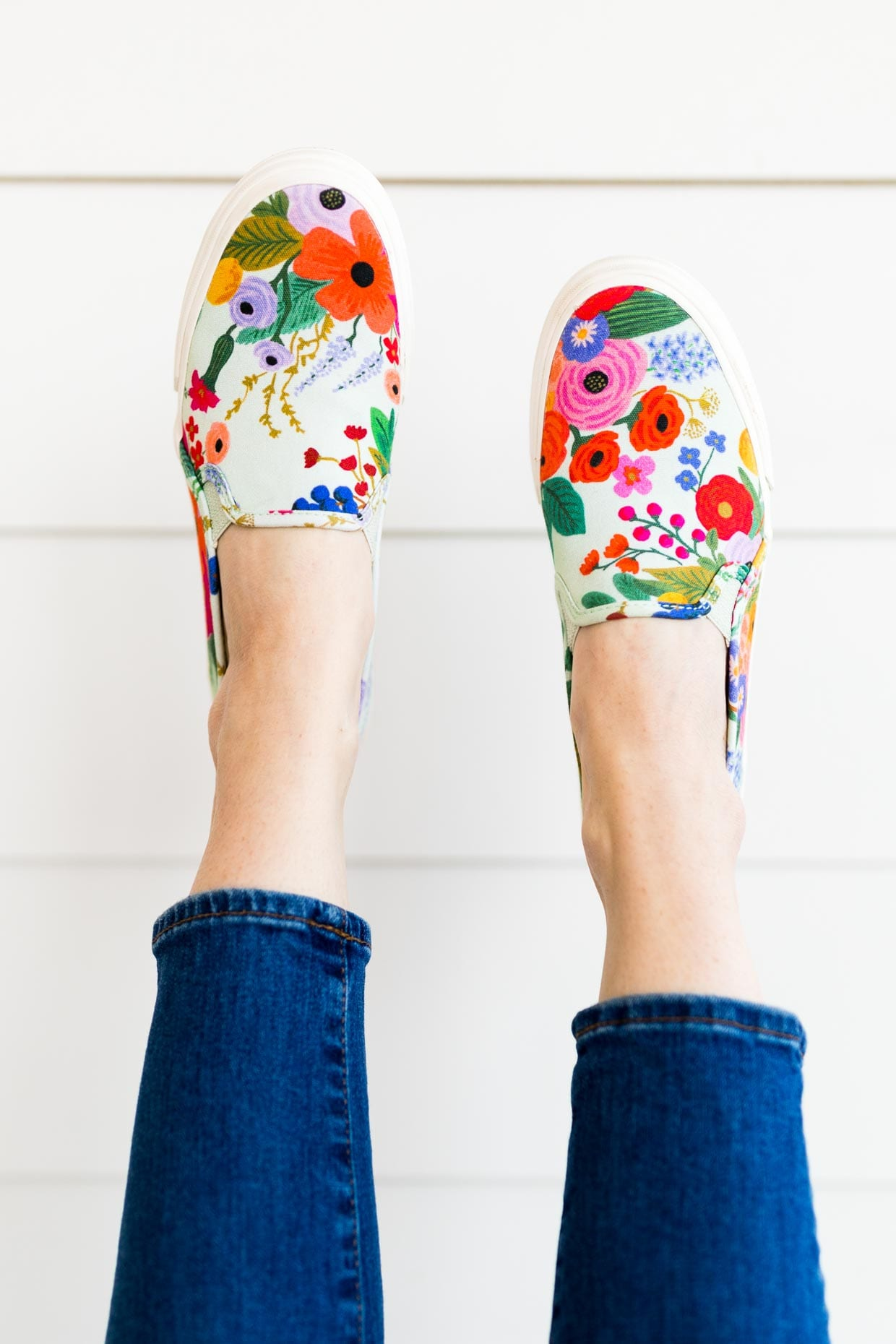 a437bce55b59 Keds x Rifle Paper Co - Floral Sneaker For Spring - Poor Little It Girl