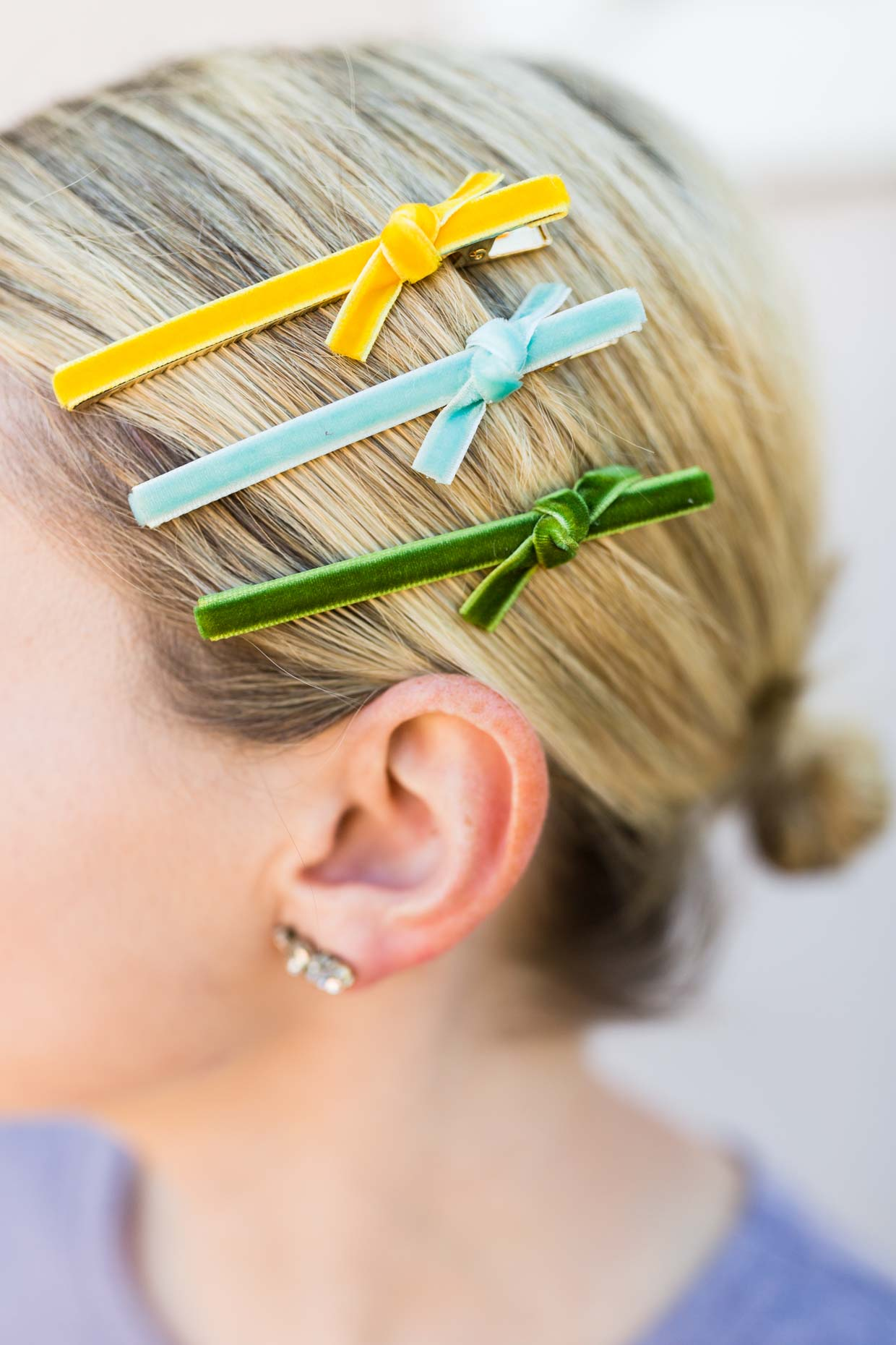 4c789aa230a How To Style Hair Clips | Hair Trends | Poor Little It Girl
