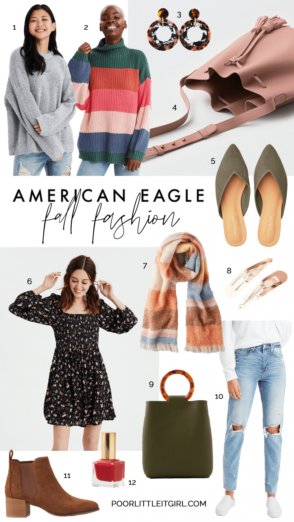 American Eagle Outfitters Fall Favorites   Fashion   Poor